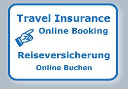 Travel Insurance Online Booking